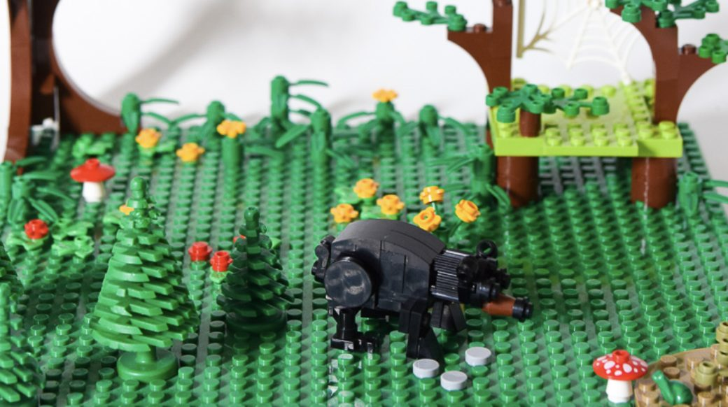 LEGO Design Series: Amazing Animals – Grades 2 – 5 – Spring 2021