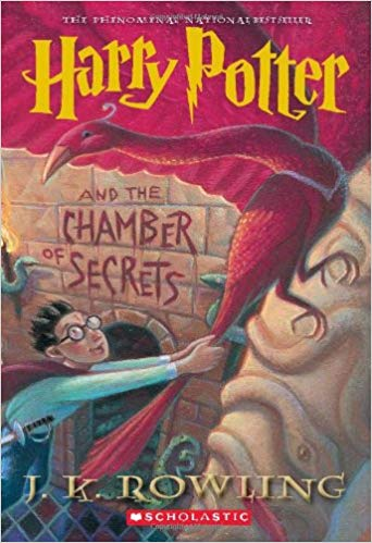 Hogwarts at Home:  Harry Potter and the Chamber of Secrets – Grades 2 (mature) – 6 – Winter 2021 – 10 Weeks