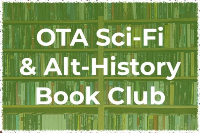Alt-History Sci-Fi Book Club